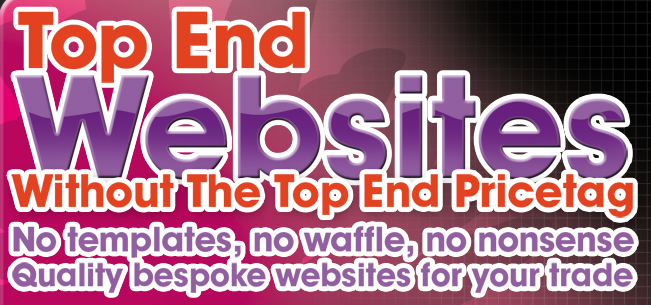 cheap websites daventry